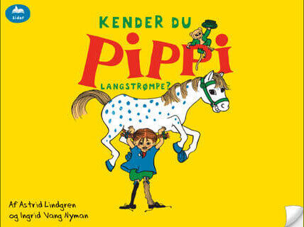 Kender du Pippi Langstrømpe