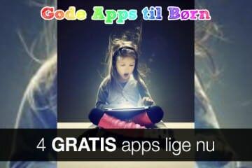 5 GRATIS apps lige nu