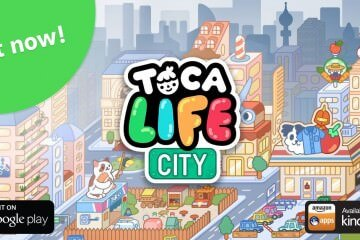 Toca Life City til android