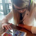 Anita tester Kiidio app'en