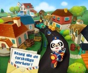 Dr Pandas Postbud