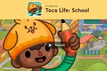 Toca Life School