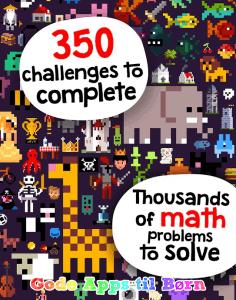 DragonBox Numbers - 350 udfordringer