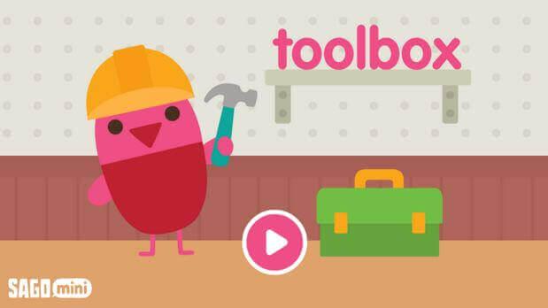 Sago mini toolbox