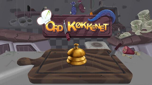 Ordkøkkenet screenshot