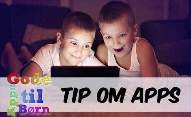 Tip om apps