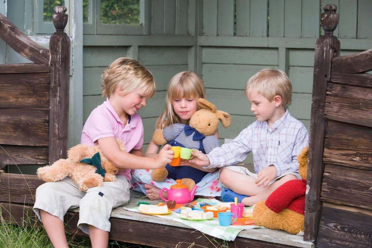 Glade Børn PlayMapr