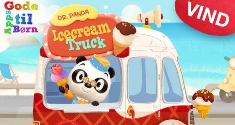 Dr Panda Isbil konkurrence