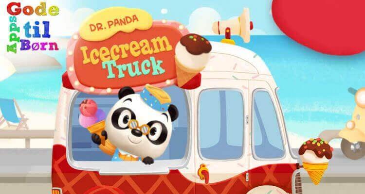 Dr panda isbil
