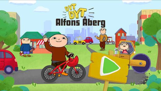 Dyt dyt Alfons Åberg