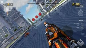Riptide GP Renegade - in game