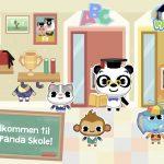 Dr panda skole