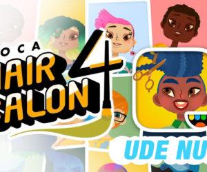 Toca Boca - Hair Salon 4