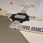 Mexican Train - Domino 04 - spillet er igang