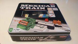 Mexican Train - Domino 01 - kassen