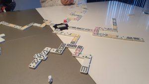 Mexican Train - Domino 06